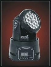 18pcs 3w Led moving head(wash)stage lighting
