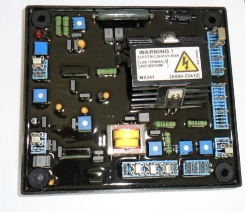 MX341自动电压调节器 2