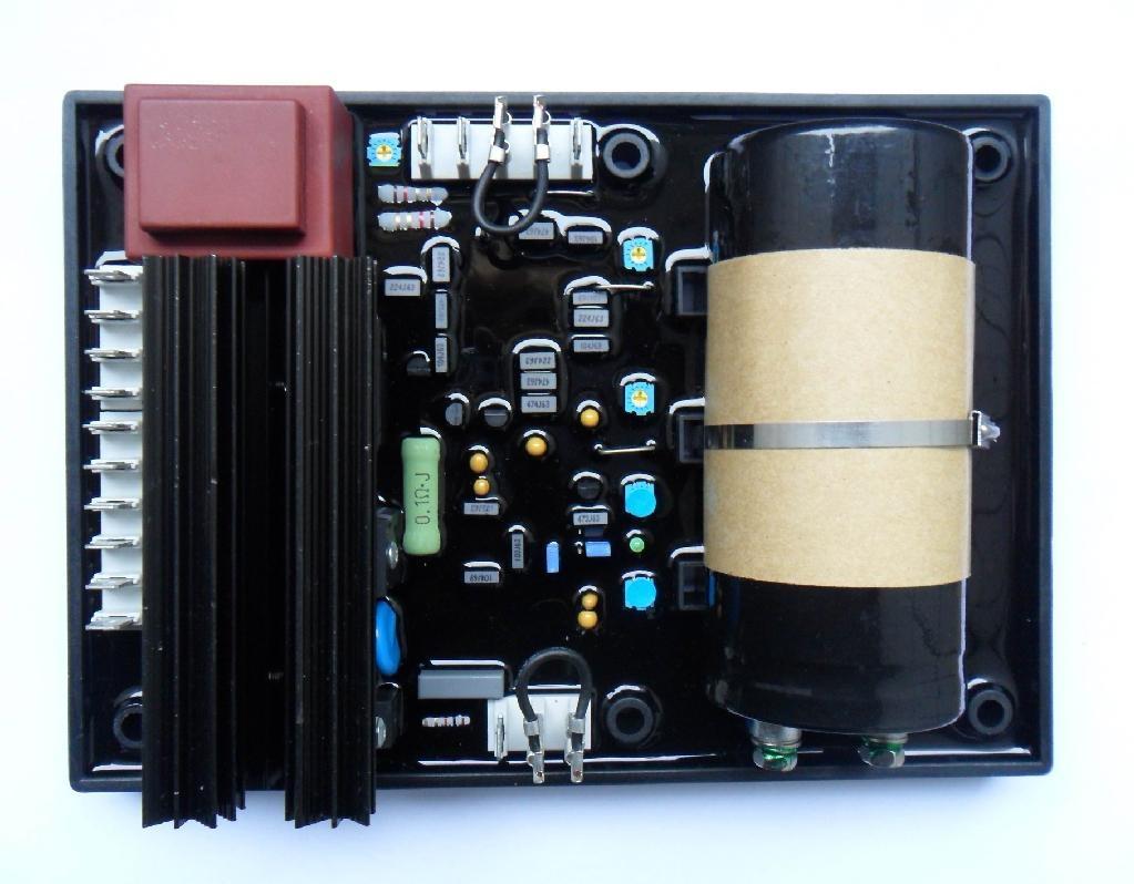 R438电压调节器 2