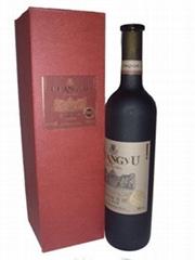 張裕珍藏級解百納干紅葡萄酒