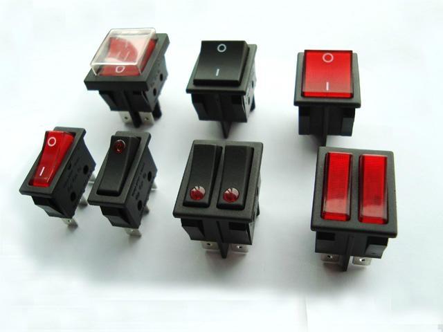 16A Rocker switches SS31 series 1