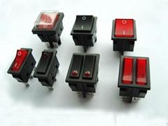 16A Rocker switches SS31 series