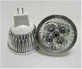 4 Watt MR16 LED Bulb