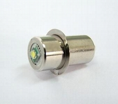 Minature LED flashlight Bulb torch bulb