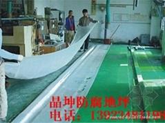 珠海環氧樹脂玻纖自流平地板