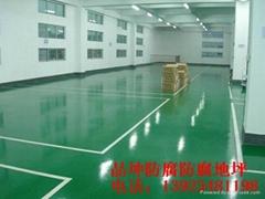 北京环氧树脂玻纤防腐地板