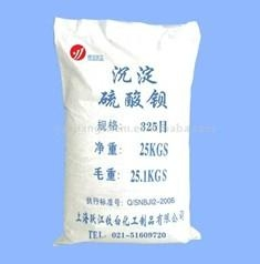 Precipitated Barium Sulfate Powder