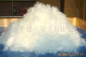 供应国标80%水洗白鸭绒 1