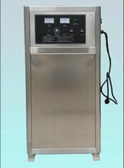 四川游泳池消毒专用臭氧发生器