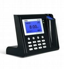 青島D100桌面型指紋考勤機