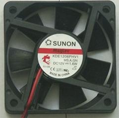 建准SUNON风扇KDE1206PHV1.MS.A.GN