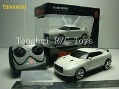 R/C toys--4 channel r/c fashion car