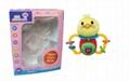 B/O light musical cloth plush toys 2