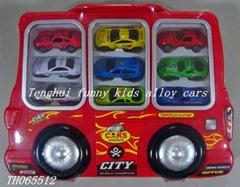 Tenghui funny alloy cars
