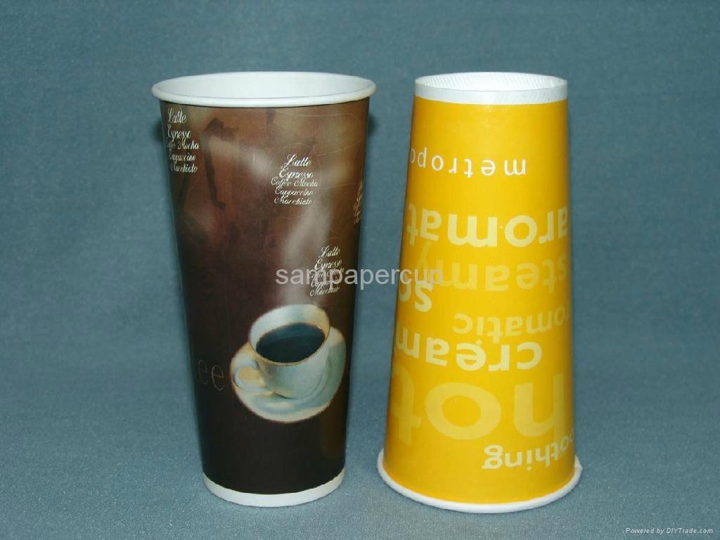 wholesale disposable Paper Cup 5