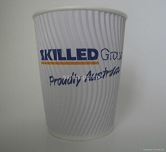 wholesale biodegradable coffee cup