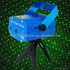 Mini rg Laser dj Disco Party Stage Light
