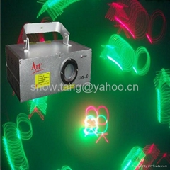 Big Laser stage light  red color laser light for club