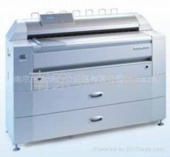 德国瑞网RCS4000数码工程复印机