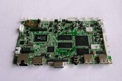 3Q-M110高清网络广告机解码板