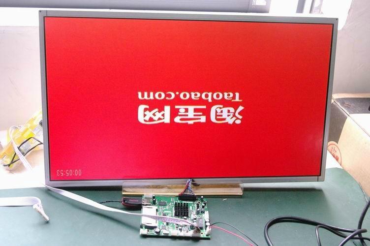 3Q-M720高清广告机解码板 2