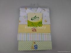 嬰儿全棉法蘭絨毯童毯