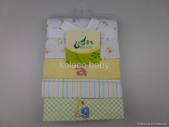 Cotton flannel baby blankets