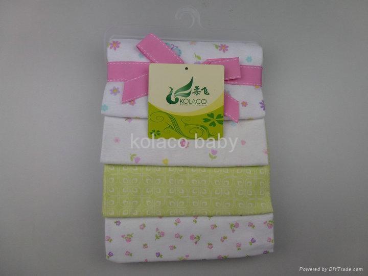 Cotton flannel baby blankets 2