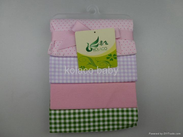 Cotton flannel baby blankets 5