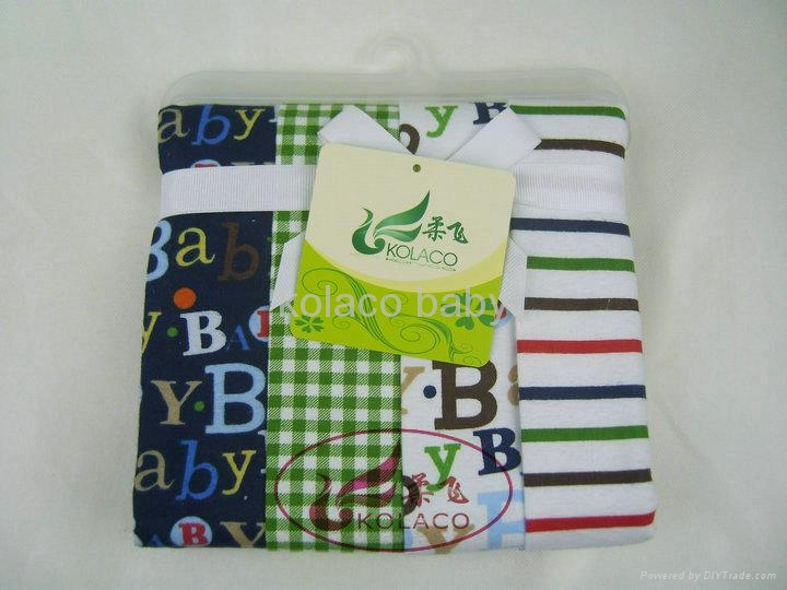 flannel receiving blankets Cotton flannel baby blankets 1