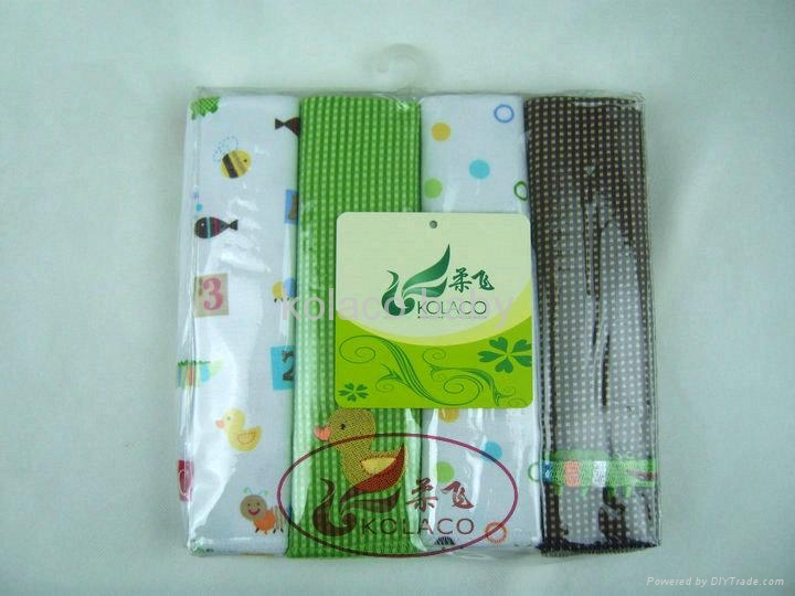 flannel receiving blankets Cotton flannel baby blankets 4