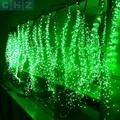 Copper wire LED rattan Light