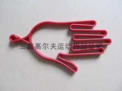 塑胶手套架
