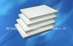 High Compression Strength Ceramic Fiber Boards As The Heat Insulation