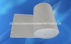 良好隔熱效果的硅酸鋁陶瓷纖維毯