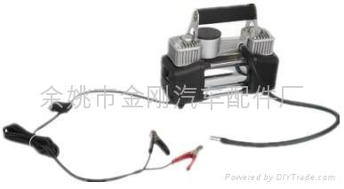 雙槓充氣泵 1