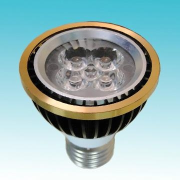 3W Hot Sale LED Lamp Cup with Rocket Booster Heat Radiation  2
