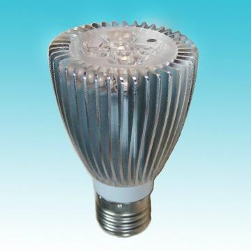 3W Hot Sale LED Lamp Cup with Rocket Booster Heat Radiation  4