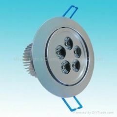5W LED Down Lighting, LED Ceiling Light