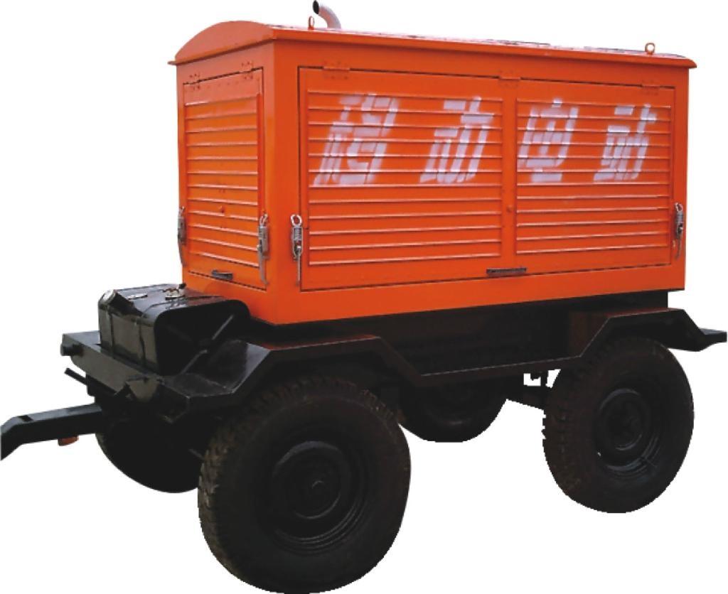 GT系列5-40KW四轮拖车电站 4