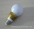 Factory offering exquisite LED bulb
