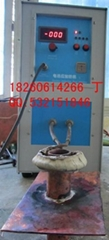 Supply high frequency welding machine for saw blade