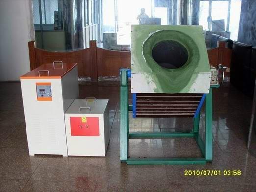 供應中頻金屬熔煉爐 2