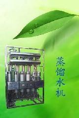列管多效蒸餾純水設備