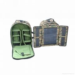 Solar Backpack for Camera