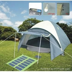 Solar Family Camping Tent for Outdoor Activities