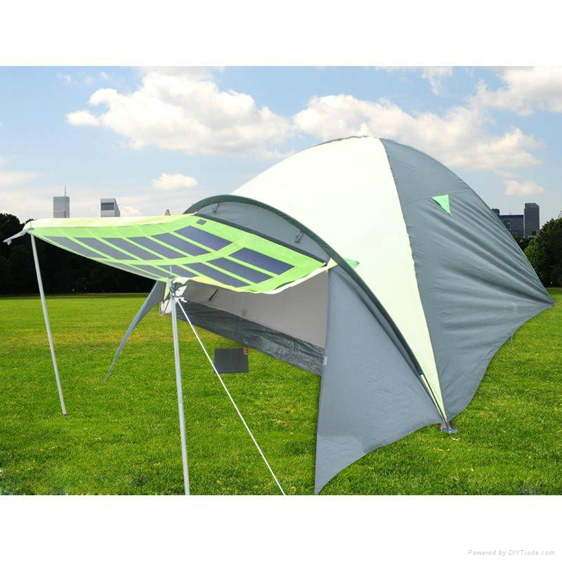 Solar Family Camping Tent for Outdoor Activities 2