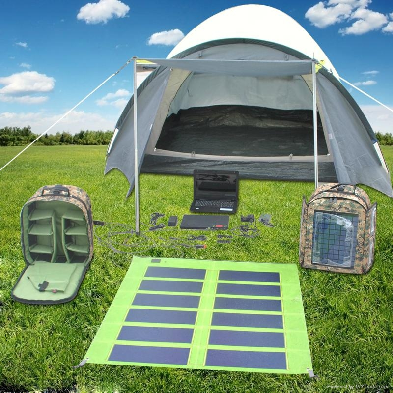 Solar Family Camping Tent for Outdoor Activities 3