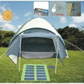 Solar Family Camping Tent for Outdoor Activities 5