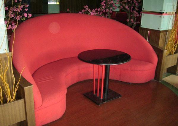 咖啡廳沙發 1